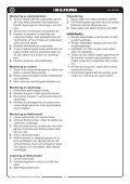 spolmekanism spylemekanisme huuhtelumekanismin ... - Biltema - Page 4