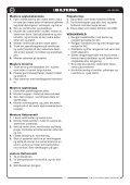 spolmekanism spylemekanisme huuhtelumekanismin ... - Biltema - Page 7