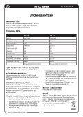 (A)BM 3529 (A)BM 3553 - Biltema - Page 2