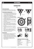 SUBWOOFER - Biltema - Page 2