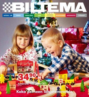 Koko perheen lahjatavaratalo - Biltema