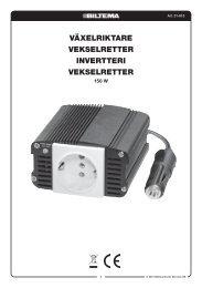 31-615_manual 100826.indd - Biltema