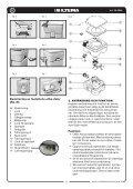 portabel kemtoalett portabelt kjemisk toalett kannettava ... - Biltema - Page 3