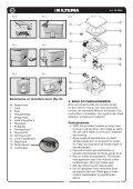 portabel kemtoalett portabelt kjemisk toalett kannettava ... - Biltema - Page 7