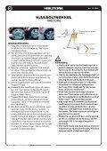 HJULBULTSNYCKEL - Biltema - Page 2