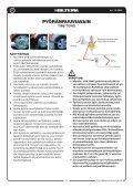 HJULBULTSNYCKEL - Biltema - Page 3