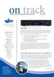Grahams news winter 07 4.indd - Grahams Hi Fi