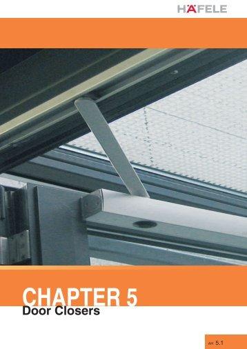 CHAPTER 5 - Hafele