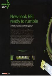 New-look REL ready to rumble