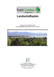 Landschaftsplan