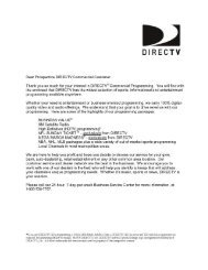 DTV Business Viewing Commercial Contract.pdf - Satellite Pros