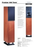 Premium 2000 Tower - Platan Audio - Page 6