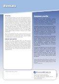 Rentals - HansaWorld - Page 4