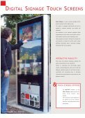 DIGITAL SIGNAGE SOLUTIONS - NCMS - Page 4
