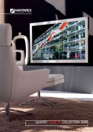 QUADRO HOME TV COLLECTION 2008 - Net-Sat Guidotti