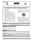 Operations Manual - PRO-101FD - Pioneer Electronics - Page 2