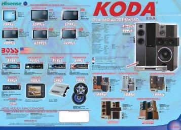 pobierz katalog - Koda