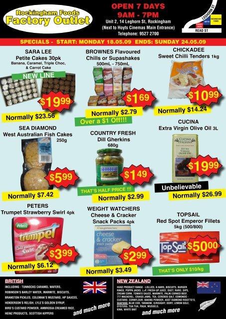 Rockingham Foods