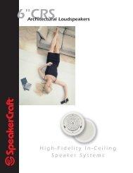 Brochure - Dynamic Sound Systems