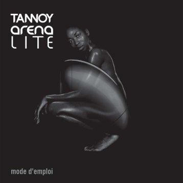Manuel Arena - Tannoy