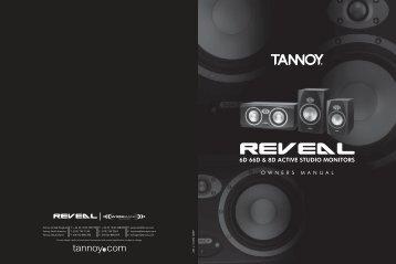 Manual (1.47 MB.pdf) - Tannoy