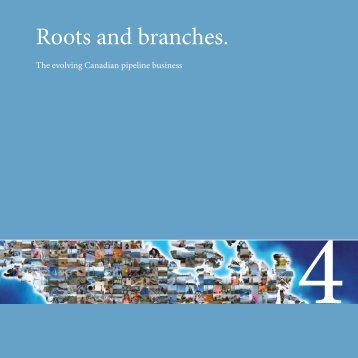 Roots and branches - TransCanada