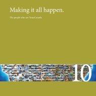 Making it all happen - TransCanada