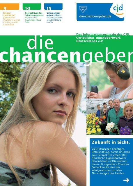 Wussten Sie - CJD Nienburg