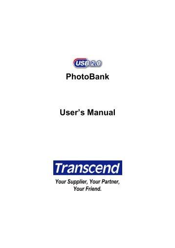 TS20GPB - Transcend