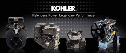 Per Sae J1940 Kohler Engines