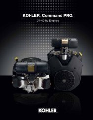 Kohler Command Pro 34-40hp.pdf - Cama Products