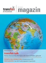 transfair talk