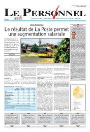 Le Personnel 20 septembre 2007, No 16 - transfair