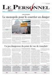 Le Personnel 06 mars 2008, No 5 - transfair
