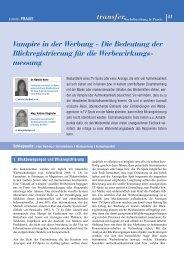 transfer - Wirtschaftsuniversität Wien