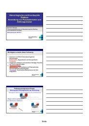 Vorlesungsfolien Klinische Hämostaseologie WS 13/14 (farbig)