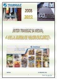 1 MEDIAŞ 24 IANUARIE 2012 - Transgaz
