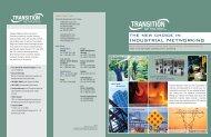 Industrial Brochure - Transition Networks
