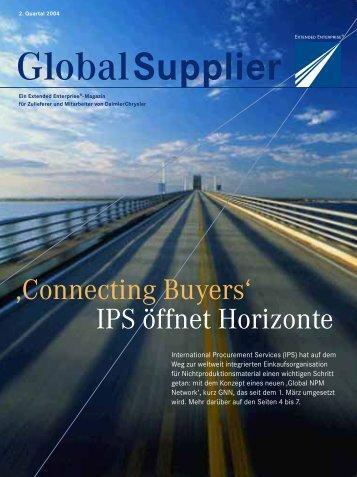 GlobalSupplier - Daimler