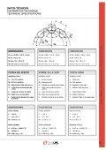 Descárgate el PDF de Piñones y discos / engranajes ... - TRANSLINK - Page 5