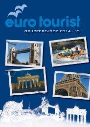 Eurotourist - GRUPPEREJSER 2014 - 15