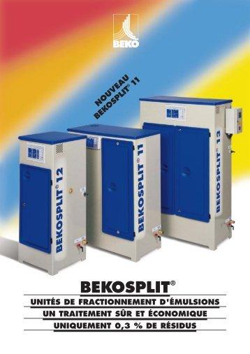 BEKOSPLIT - Transmission Expert