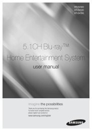5.1CH Blu-ray™ Home Entertainment System - Big Brown Box