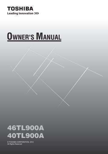 Owner's Manual - Big Brown Box