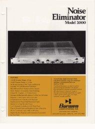 Noise Eliminator Model 2000 - August 1972.pdf
