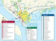 Red CAT Timetable Blue CAT Timetable - Transperth