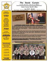 The Steele Curtain - Steele County Minnesota!