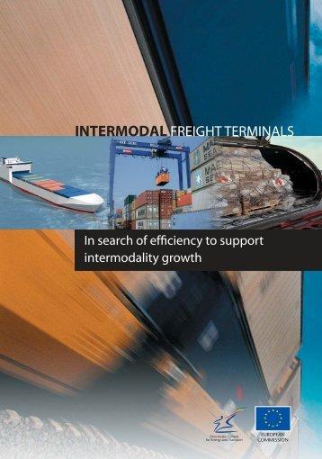 Intermodal Freight Terminals - Transport Research & Innovation Portal