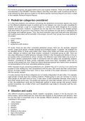 New Means to PROMote Pedestrian Traffic in Cities ... - VTT - Page 7