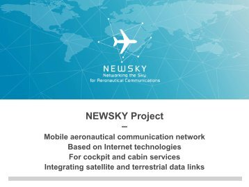 NEWSKY Project Facts
